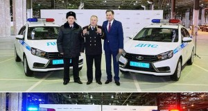Udmertia_Police_Received_New_Lada_Vesta_Cars_Tests_Roads