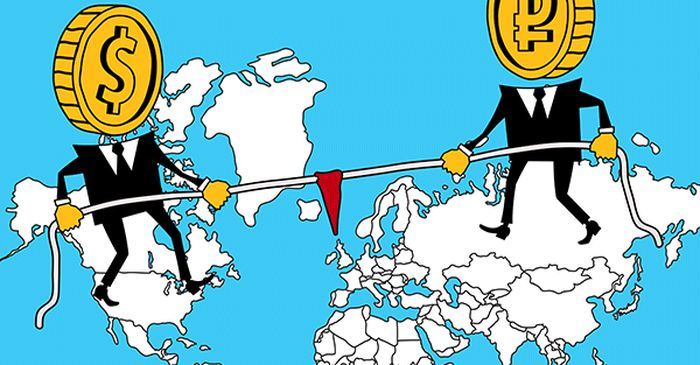 Russian_Ruble_Waiting_US_Federal_Reserve_Decision_16_March