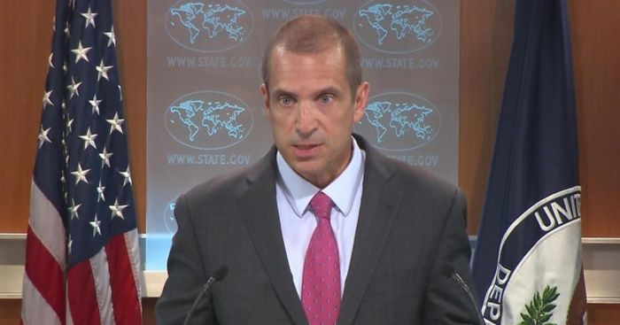 US_State_Department_Called_Unacceptable_Syrian_Army_Victories_Palmyra_Region_Syria