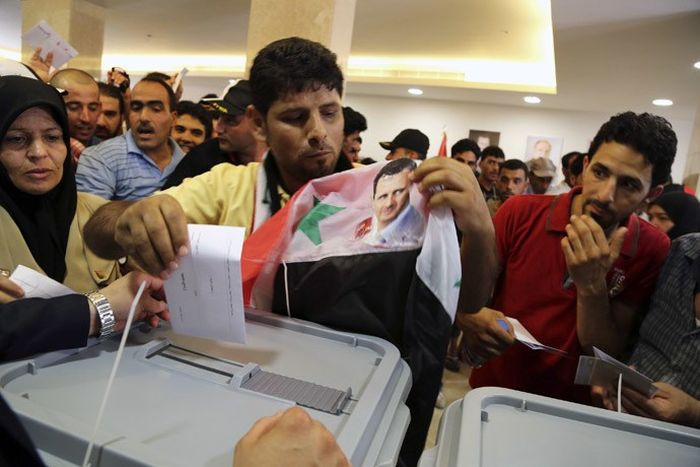 Syria_Iraq_Elections_Demonstrated_Double_Standards_Washington