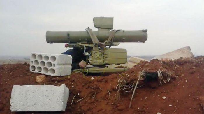 US_Arms_Manufacturers_Caused_Washington_Fail_Syrian_Conflict