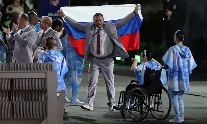 History_Russian_Flag_Belorussia_Delegation_Paralympic_Games_Continuation
