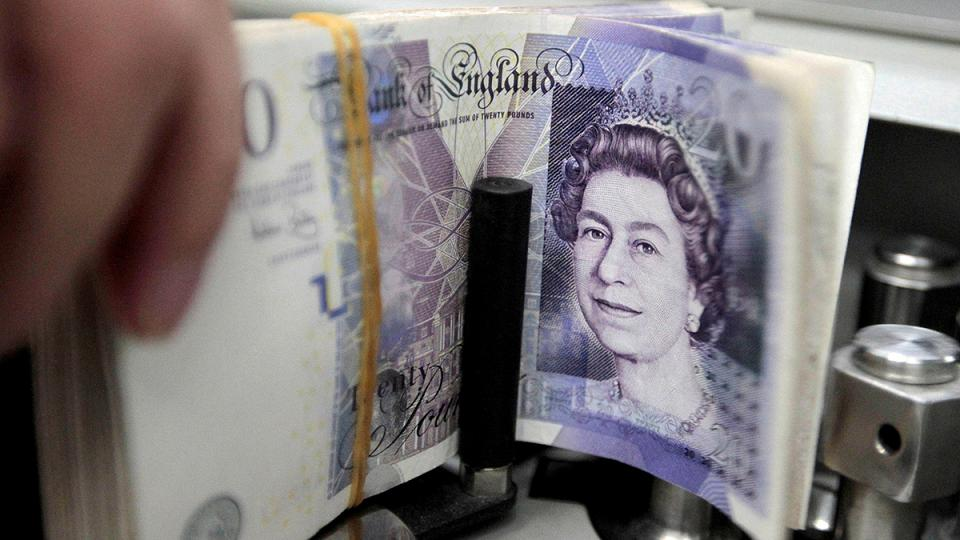 During_the_year_the_devaluation_of_the_British_pound_reached_a_21%