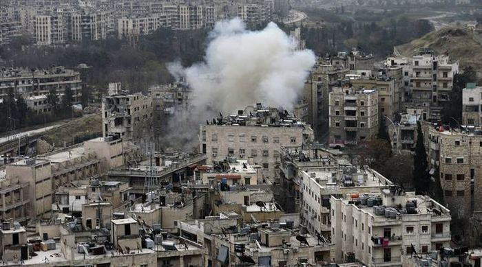 Russian_Defence_Ministry_Called_Customers_Firing_Hospital_Aleppo_Killed_Medic