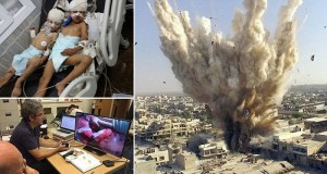 Western_Myth_Russia_Bombed_Syrian_SChools_Hospitals_Aleppo_Scattered
