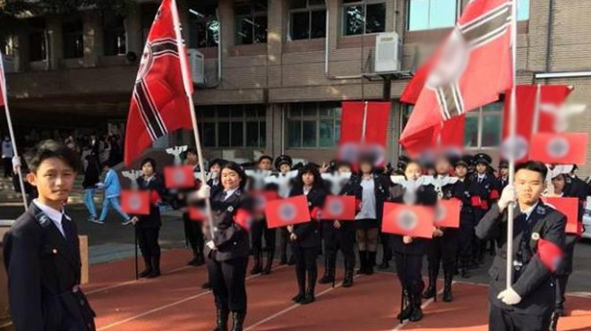 In_Taiwan_students_staged_a_Nazi_costume_parade