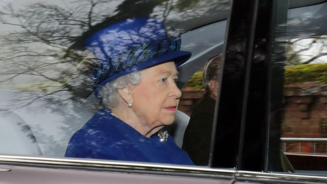 Britain's_Queen_Elizabeth_II_visited_the_Church_after_a_severe_cold
