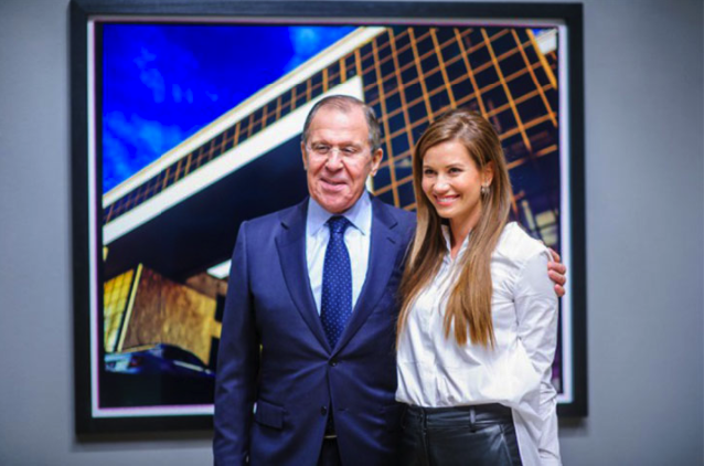 How_was_the_fate_and_career_of_the_daughter_of_Sergey_Lavrov.