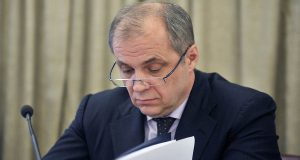 In_St._Petersburg_searches_touched_the_wife_of_the_former_Deputy_Minister_of_justice_Alexander_Smirnov