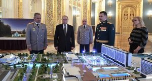 """In_Anapa_will_build_a_""""military_SKOLKOVO""""_with_scientific_companies_and_children's_camps"""