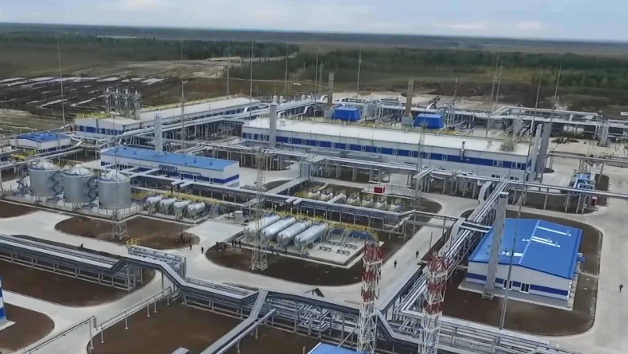 "Managers_""Gazprom""_pushed_into_bankruptcy,_dozens_of_contractors_Punginskoye_UGS"