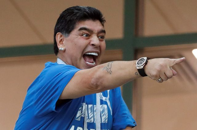 """Maradona_has_nominated_a_reward_for_information_about_the""""_killed_""""_his_blogger"""