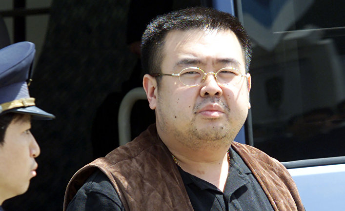 The_United_States_suspected_Russia_of_poisoning_Kim_Jong-Nam