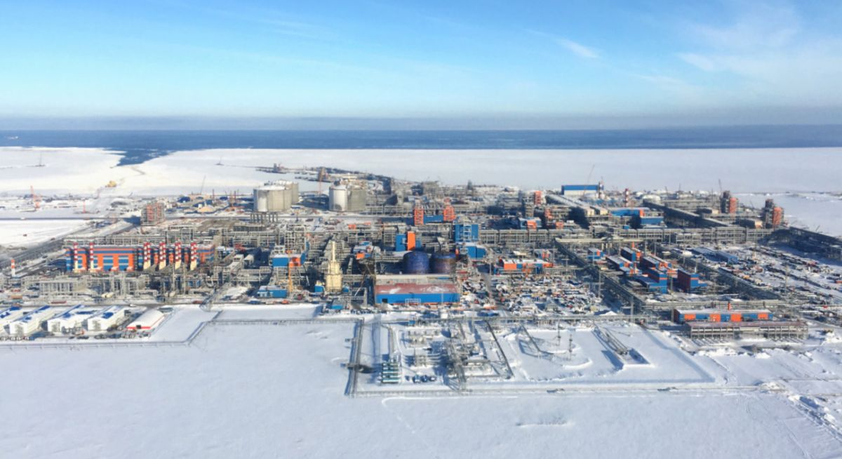 """Contractor_""""Yamal_LNG""""_revealed_information_about_three_storey_house_for_Leonid_Mikhelson"""