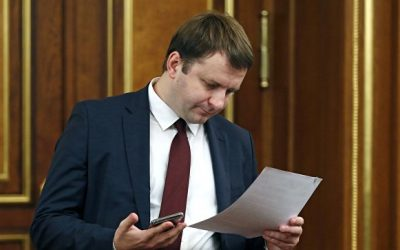 Oreshkin_said_the_secret_negotiations_on_the_sale_of_state_owned_companies_abroad