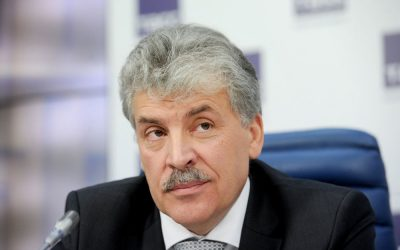 Pavel_Grudinin_presented_offshore