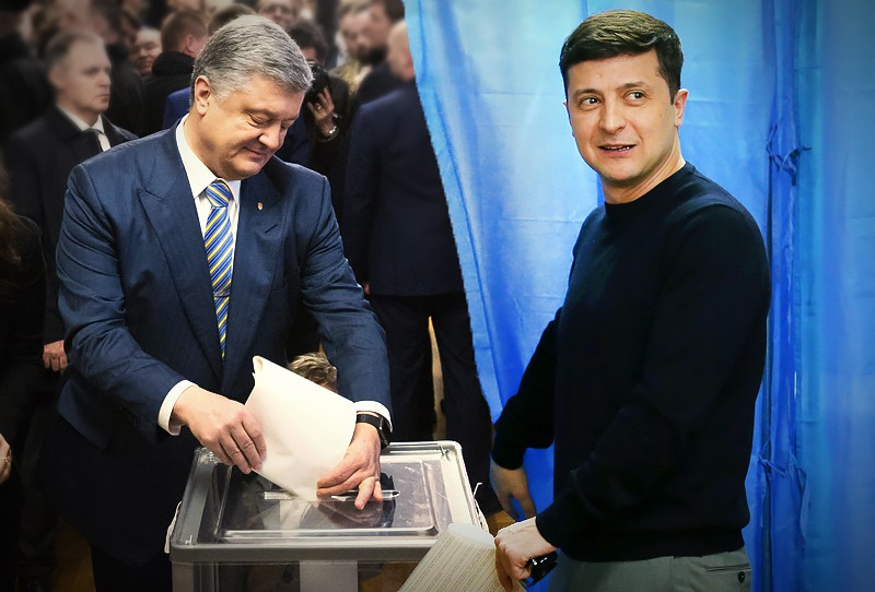 Puppets_Zelensky_and_Poroshenko_clarified_the_role_of_oligarchs_in_the_Ukrainian_elections