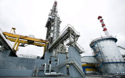Residue conversion facility launched at Antipensky Refinery in Tyumen, Russia