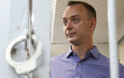 Russian court considers arrest of Safronov, adviser to Roscosmos head