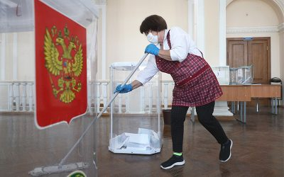 Single Voting Day held in Republic of Tatarstan
