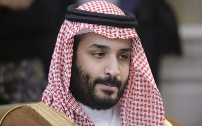 Saudi Arabian high-ranking royals give their support to new Crown Prince